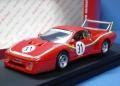 ・BEST 1/43 フェラール 512BB LM モンツァ80 #31