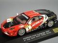 ・コフラディス 1/43 フェラーリ F430 チャレンジ #1 2007 Ange Barde Bullish Racing Concept