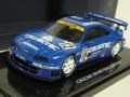 【特価商品】 エブロ 1/43 カルソニック スカイライン R33 JGTC GT500 1998 #12 星野一義/黒澤琢弥