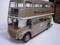 ・サンスター 1/24 ルートマスター RM1983 ALD983B ロンドンバス ロンドン交通局50周年(難あり)