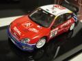・オートアート 1/43 XSARA WRC 2003 LOEB/ELENA #18 RALLY SANREMO