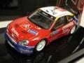 ・オートアート 1/43シトロエン クサラ WRC 2004 フランス #3 LOEB/ELENA