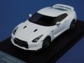 ・【ワゴンセール】 hpi1/43 日産 GT-R(R35) ニスモクラブ スポーツPKG (レジンモデル)