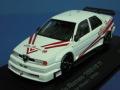 ・【特価商品】 hpi1/43 アルファロメオ 155V6 TI プレーンカラー ホワイト