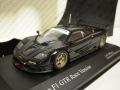 ・イクソHEKORSA 1/43 マクラーレンF1GTR レースVer 黒