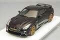 【予約品】 アイドロン 1/43 日産 GT-R ニスモ スペシャルエディション 2022 ミッドナイトパープル