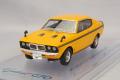 【予約品】 ENIF 1/43 三菱 コルト ギャラン GTO MR 1970 ケニアオレンジ 【レジン製】