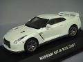 ・イワヤ スーパーサウンドプレミアム 1/43 日産 GT-R R35 2007 ホワイト