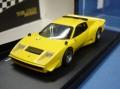 ・TOPMODEL 1/43 フェラーリ 365GT4/BB LM 1977 イエロー