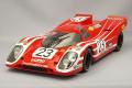 ・ミニチャンプス 1/12 ポルシェ 917 K 1970 ルマン24H ウィナー #23 R.アトウッド/H.ヘルマン