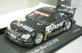 ・ミニチャンプス 1/43 メルセデス CLK DTM2003 #10 チームAMG アレジ