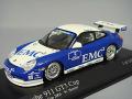 【ワゴンセール】 ミニチャンプス 1/43 ポルシェ 911 (996) GT3 CUP EMC ARAXA 2004 ポルシェカレラカップ #3 W.ヘンツラー