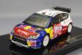 イクソ 1/43 シトロエン C4 WRC 2009 ラリー デュヴァール ウィナー #1 セバスチャン.ローブ / セベリーヌ.ローブ