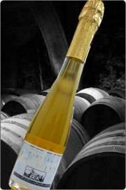 【超地産地消ワイン】      カナダ産・スパークリング アイスワイン ヴィダル ★専用化粧箱付