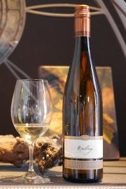 【超地産地消ワイン】     カナダ産・白ワイン リースリング2014年産