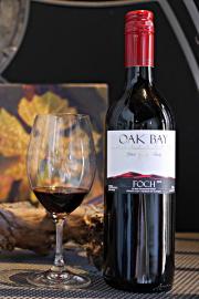 【超地産地消ワイン】     カナダ産・赤ワイン フォッシュ 2015年産