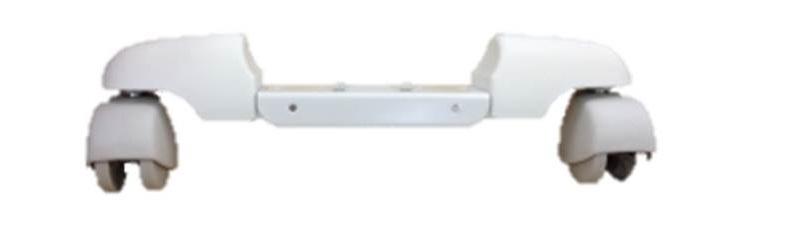 オイルヒーター ストレットL字薄型フィン専用(型番指定あり) キャスター [パーツコード:7306003400]