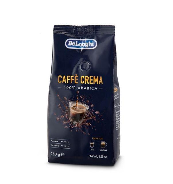 デロンギ カフェクレマ コーヒー豆 250g [DLSC602]