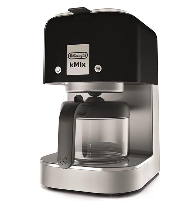 デロンギ ケーミックス ドリップコーヒーメーカー  [COX750J-BK] リッチブラック