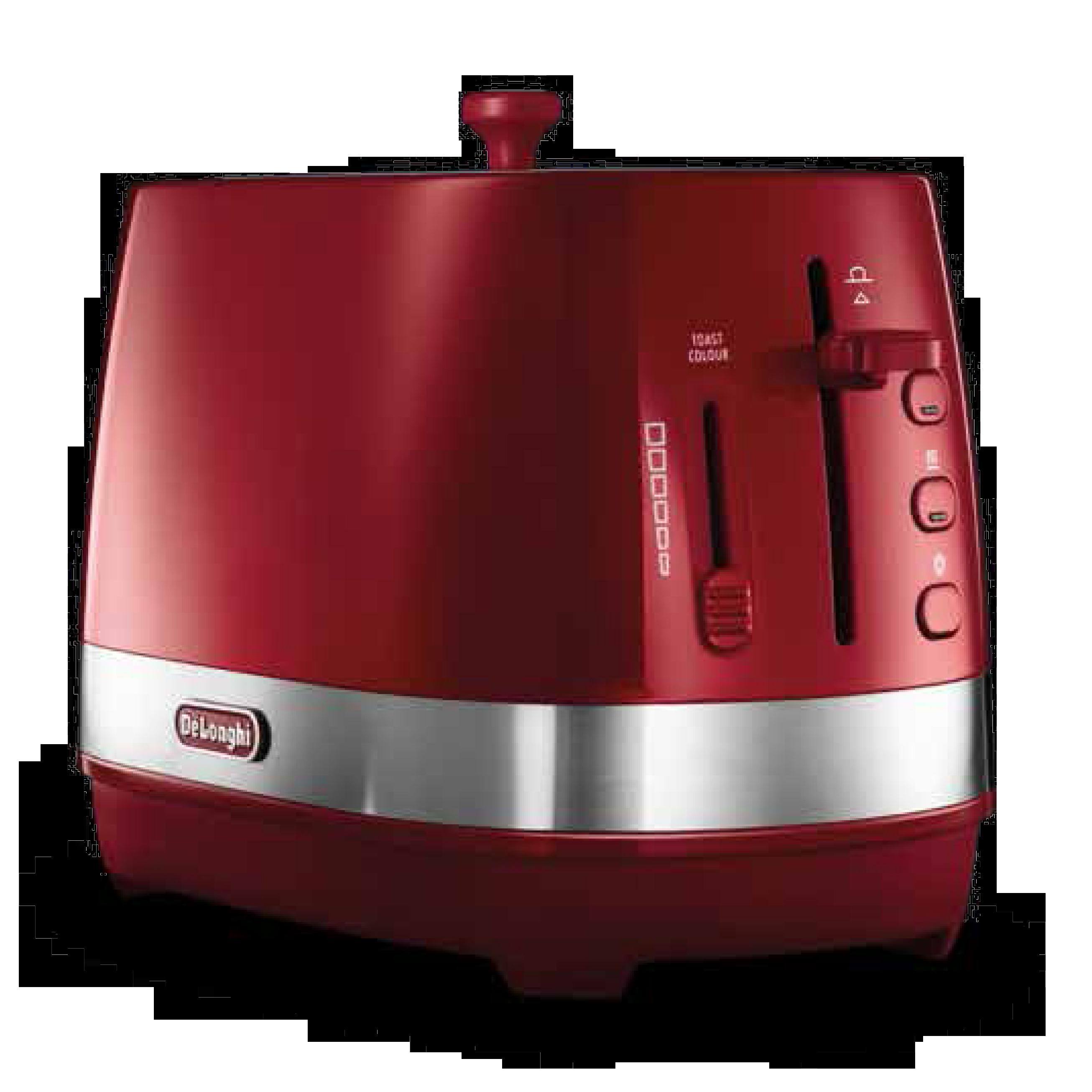 デロンギ アクティブ シリーズ ポップアップトースター [CTLA2003J-R]