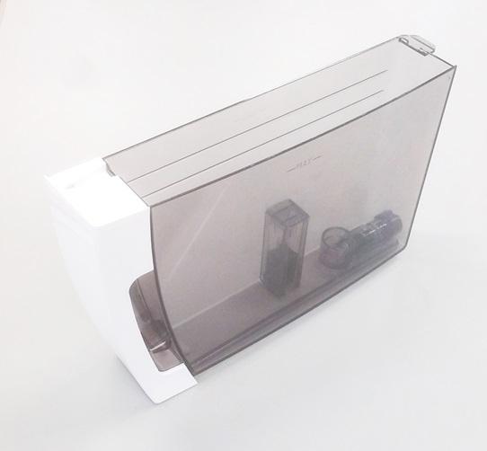 全自動コーヒーマシン ECAM22112W / ECAM23120W / ECAM23120WN 専用 給水タンク(ホワイト・ふた別売) [パーツコード:DJ00100004 ]