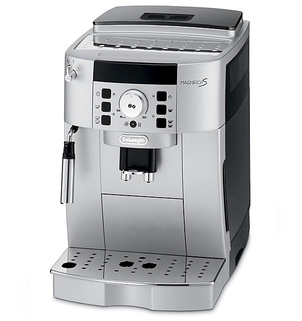 【アウトレット】 デロンギ マグニフィカS 業務用全自動コーヒーマシン [ECAM22110SBHN]