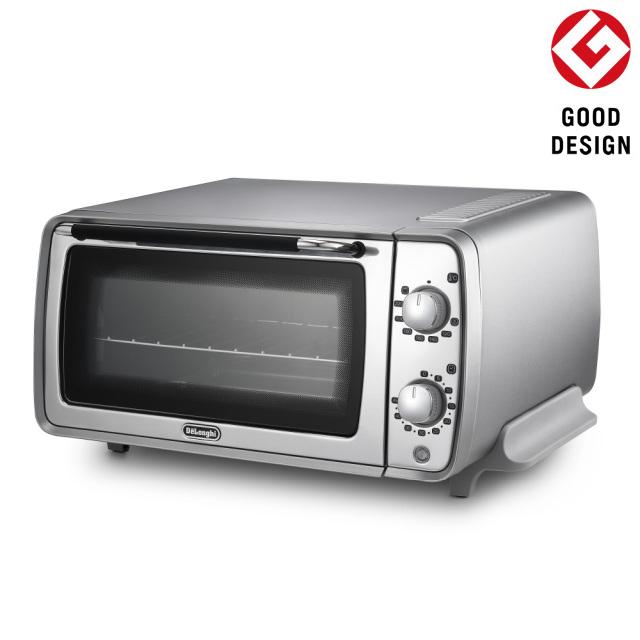 デロンギ ディスティンタ・ペルラ コレクション オーブン&トースター[EOI408J-S]