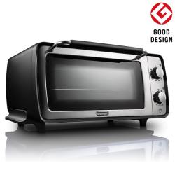 デロンギ ディスティンタ コレクション オーブン&トースター[EOI407J-BK]