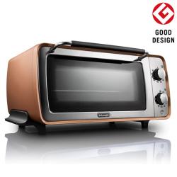 デロンギ ディスティンタ コレクション オーブン&トースター[EOI407J-CP]