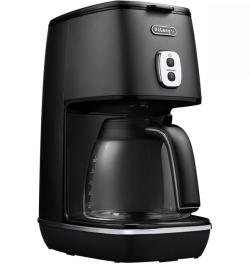 デロンギ ディスティンタコレクション ドリップコーヒーメーカー[ICMI011J-BK]
