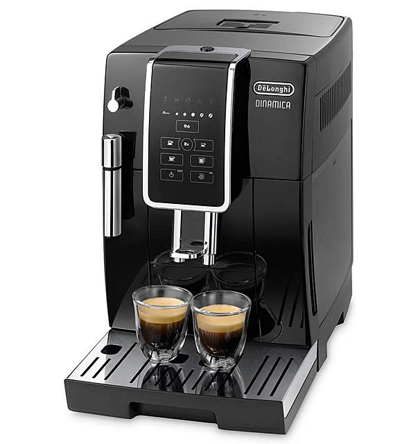 デロンギ ディナミカ 業務用全自動コーヒーマシン [ECAM35015BH]