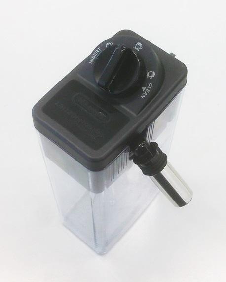 全自動コーヒーマシン ECAM23460S / ECAM23460SN 用 ミルクコンテナ(ふた付) [パーツコード: 5513296641]