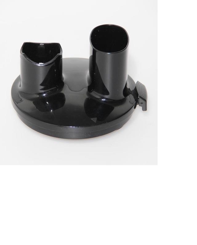 ブラウン マルチクイック ハンドブレンダー用 フードプロセッサーフタ(黒) [パーツコード:7322111274]