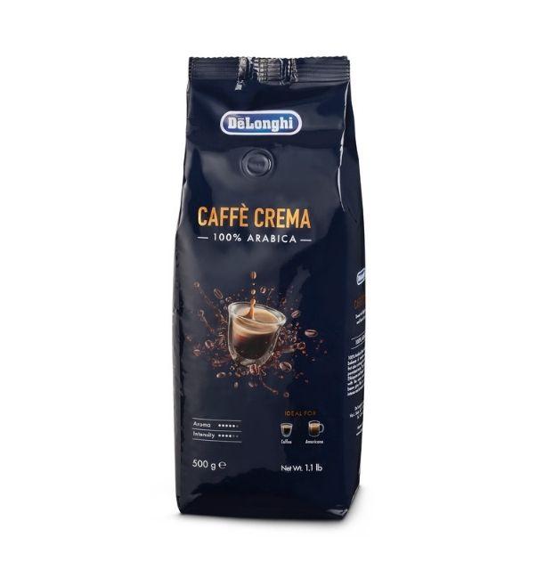 デロンギ カフェクレマ コーヒー豆 500g [DLSC606]