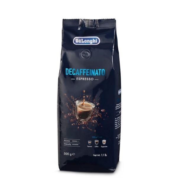 デロンギ デカフェ コーヒー豆 500g [DLSC607]