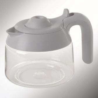 デロンギ トゥルーシリーズ ドリップコーヒーメーカー CM200J-WH用 ガラスジャグ [CM200-GJ]
