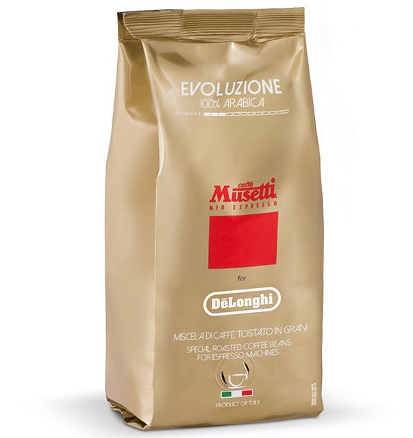 ムセッティ エボリューション コーヒー豆 250g [MB250-EV]