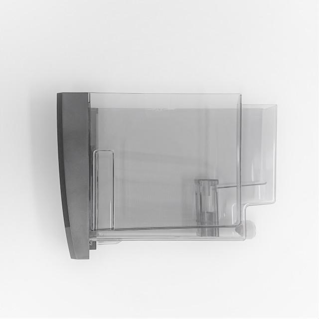 全自動コーヒーマシン ESAM03110B / ESAM04110BH 用 給水タンク(ふた別売・ブラック)  [パーツコード:DJ00100002 ]