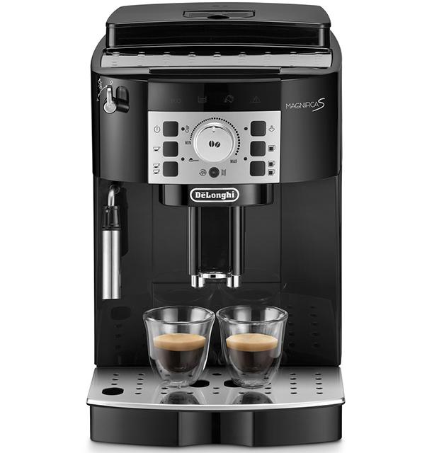 デロンギ マグニフィカS 全自動コーヒーメーカー [ECAM22112B]【直営店限定モデル】