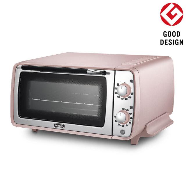 デロンギ ディスティンタ・ペルラ コレクション オーブン&トースター[EOI408J-PK]