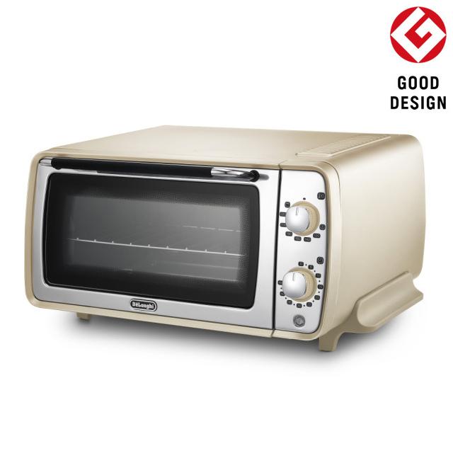 デロンギ ディスティンタ・ペルラ コレクション オーブン&トースター[EOI408J-Y]