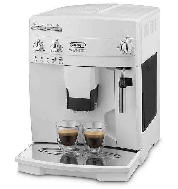 デロンギ マグニフィカ 全自動コーヒーマシン [ESAM03110W]【直営店限定モデル】