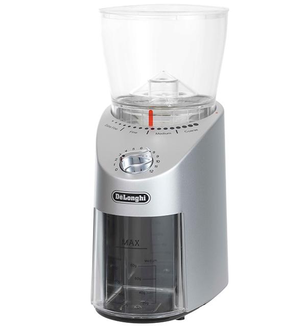 デロンギ コーン式コーヒーグラインダー [KG366J]