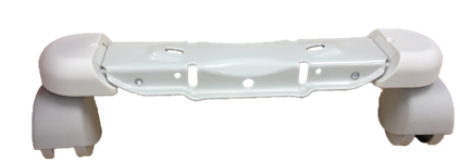 オイルヒーター サーマル/ラディアL字型フィン専用(グレー車輪、六角ナット1個取付タイプ/型番指定あり) キャスター [パーツコード: 5518500008]