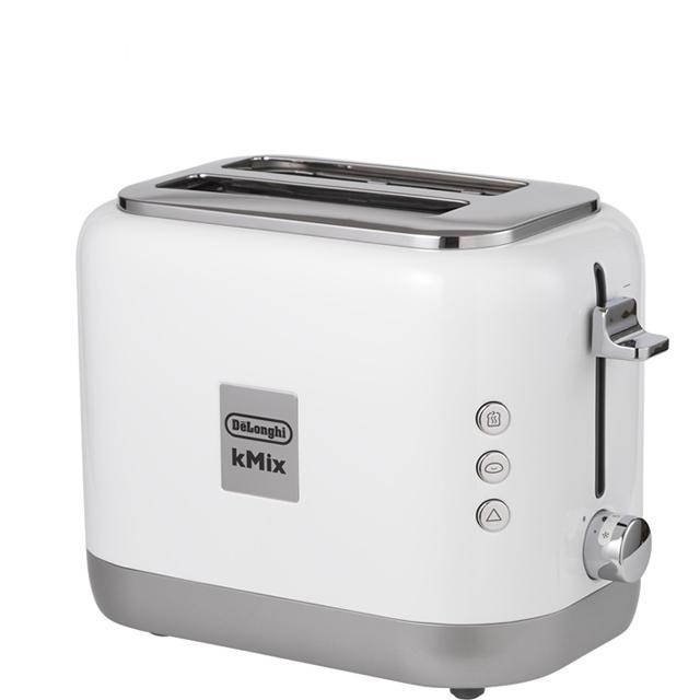 デロンギ ケーミックス ポップアップトースター [TCX752J-WH] クールホワイト