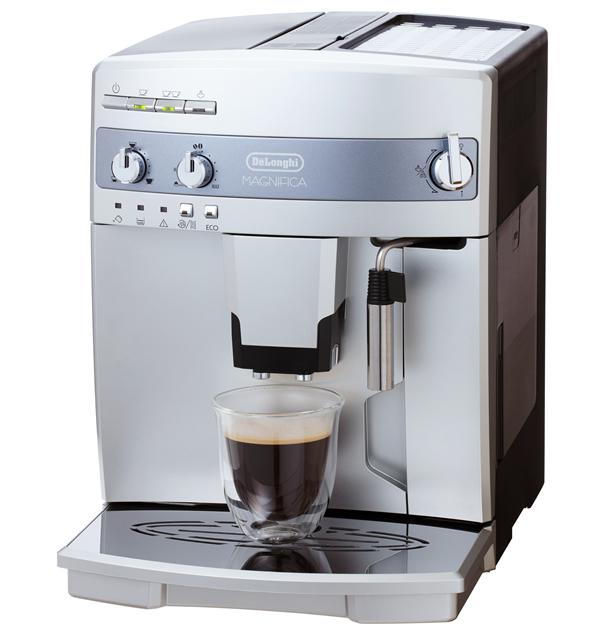 デロンギ マグニフィカ 全自動コーヒーマシン [ESAM03110S]