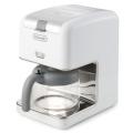 デロンギ ブラン ドリップコーヒーメーカー [CM300J-WH]