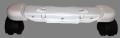 オイルヒーター サーマルフィン専用(黒車輪、プラスネジ2本取付タイプ/型番指定あり) キャスター [パーツコード: 7310811468 ]