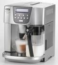 デロンギ マグニフィカ ワンタッチ カプチーノ 全自動コーヒーマシン [ESAM1500DK]