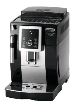 デロンギ マグニフィカS プラス コンパクト全自動コーヒーマシン [ECAM23210BN]
